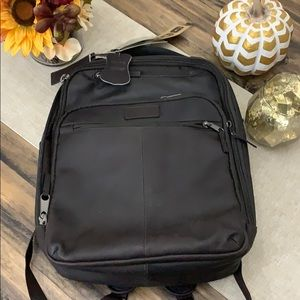 Other - Genuine leather backpack NWT